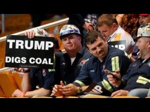 WV Coal Association VP: Trump will bring jobs back
