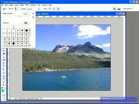 Photoshop Tutorial - Sponge Tool thumbnail