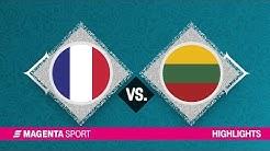 Frankreich - Litauen | Zwischenrunde, FIBA-WM | MAGENTA SPORT