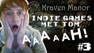 Indie Games - Kraven Manor #3 (horror)