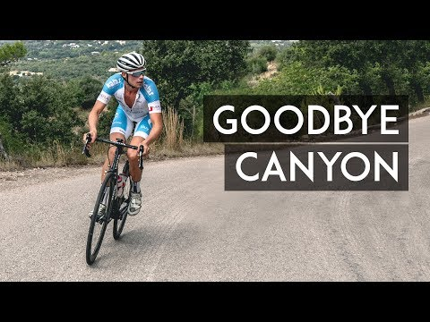 Saying goodbye to my Canyon Aeroad and Speedmax | Pro triathlete living in Mallorca