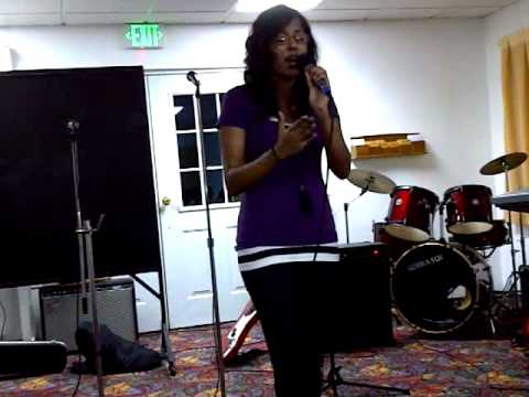 A Spoken Word by Anna Anderson