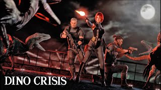 Dino Crisis (PC) walkthrough part 1
