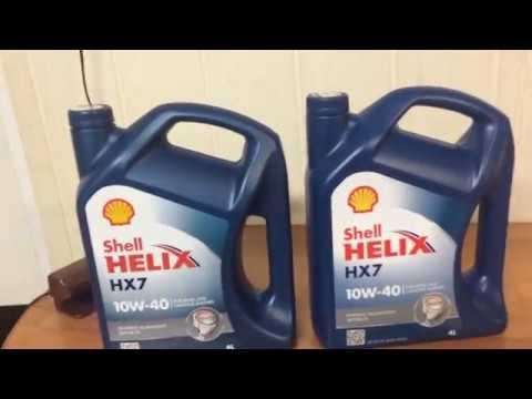 Моторное масло Shell (как отличить подделку)