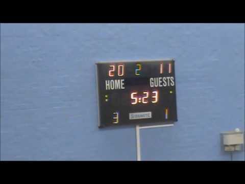 University of Derby vs Aston University.- part 1