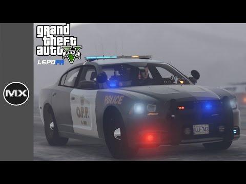 GTAV: LSPDFR | O.P.P. Patrol | OES Clan MP #2