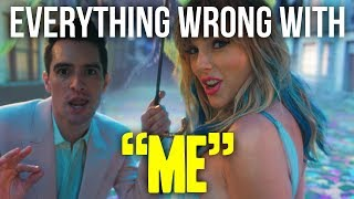 Everything Wrong With Taylor Swift - ME! (feat. Brendon Urie of Panic! At The Disco) mp3