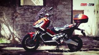Honda X-ADV Test Ride