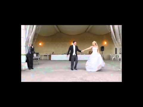 Xavier & Tammy 's Wedding - The First Dance to Taylor Swift Love Story