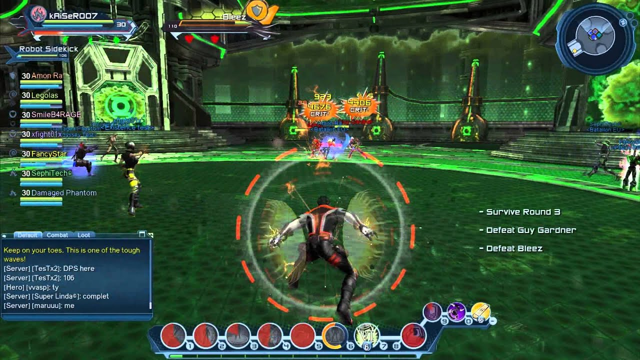dcuo electricity top dps after gu38 awesome burst damage