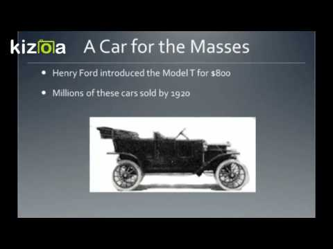 The History of Automobile