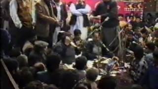 Haq Ali Ali , Shah saware karbala ki shah sawari ko salam  13 Rajab 1992 Nusrat Fateh Ali khan 3/3