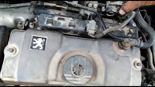 Problème ratè allumage peugeot 206 moteur 1.4 essence parte 1