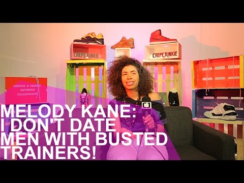 Melody Kane Dont Date Men With Busted Trainers