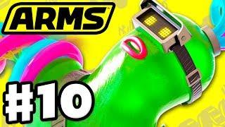 ARMS Walkthrough