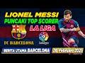 🔥Lionel Messi Puncaki Top Scorer La Liga 2021🔴Daftar 6 Top scorer🔴CR7 Ada??😱