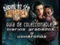 Bioshock Infinite: Panteón Marino Ep.2 - Guía de Coleccionables  / All Collectible Locations