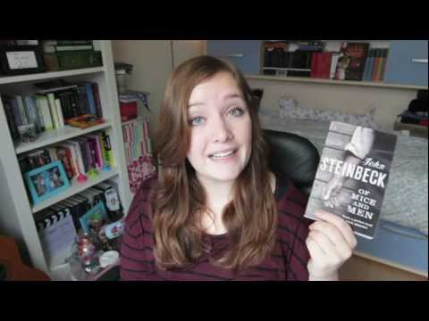 Book Review   Of Mice And Men By John Steinbeck.