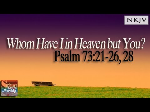 Psalm 73 Song