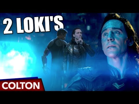 Loki and Tony Stark team up for time travel in Avengers 4?