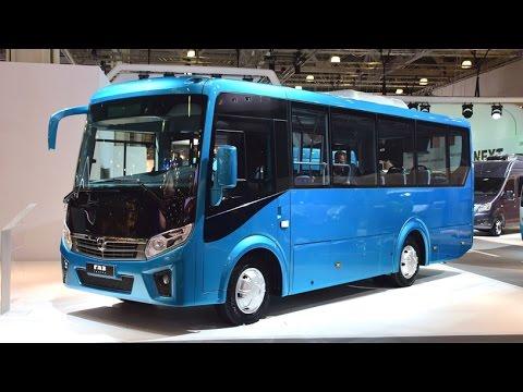 Автобус Вектор NEXT пошел в серию - YouTube