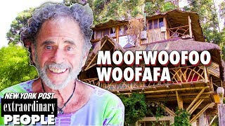 Meet the Hippie Who Sold His House and Started a Village in the Forest | Extraordinary People