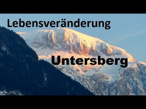 Der Untersberg. Ein mystischer Berg, der einen Menschen verändern kann.