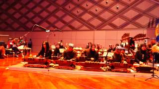 ICN 2015 - Gamelan Ensemble performed by Persatuan Pelajar Indonesia (PPI)-UTP