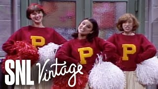 Cold Opening: Teri Garr - Saturday Night Live