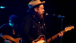 Nathaniel Rateliff & The Night Sweats - Thank You -- Live At AB Brussel 07-11-2016