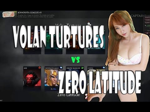 Volan Turtures vs Zero Latitude Craziest Play part 2
