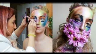 видео школа макияжа в Краснодаре