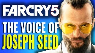 Why Joseph Seed in Far Cry 5 Sounds so Familiar thumbnail
