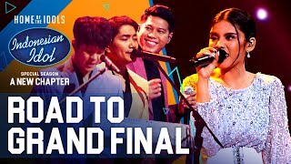 Download lagu RIMAR X LALEILMANINO - C.H.R.I.S.Y.E - ROAD TO GRAND FINAL - Indonesian Idol 2021