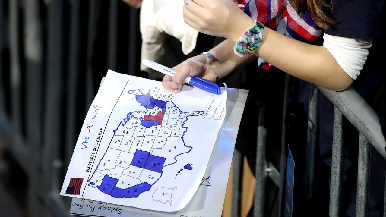 The 2020 Electoral Map Could Get Weird l FiveThirtyEight Politics Podcast