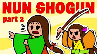 The Old Japanese Practice of Beating Up Your Husband's Lover (Nun Shogun Part 2)