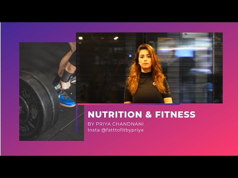 Fitness & Sports Nutrition | Fat To Fit By Priya
