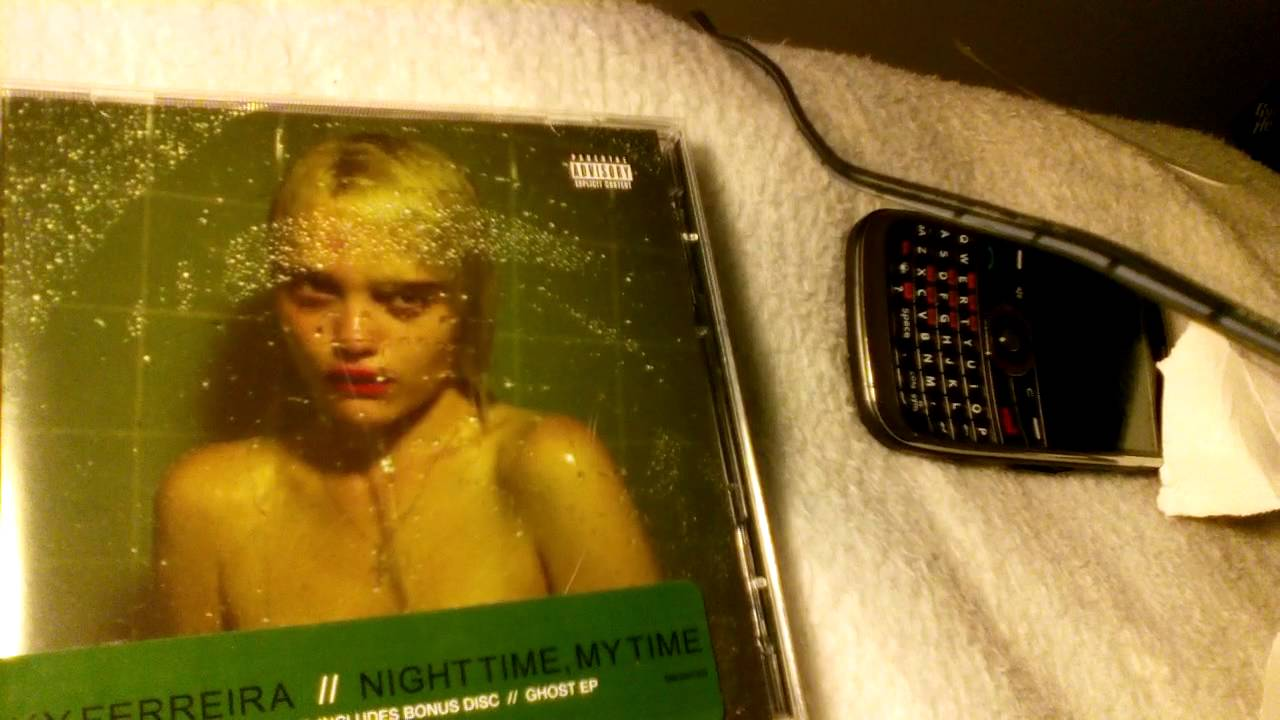 Sky Ferreira Night Time, My Time limited edition album ...