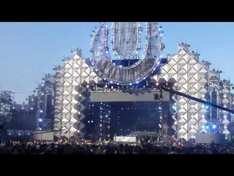 Benny Benassi @ Ultra Music Festival 2013