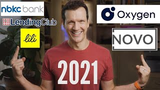 I Found The Best Bank Accounts for Your Small Businesses and Side Hustles in 2021