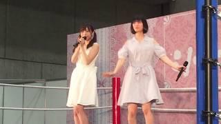 出演:NGT48 宮島亜弥 高倉萌香 AKB48シングル「シュートサイン」...