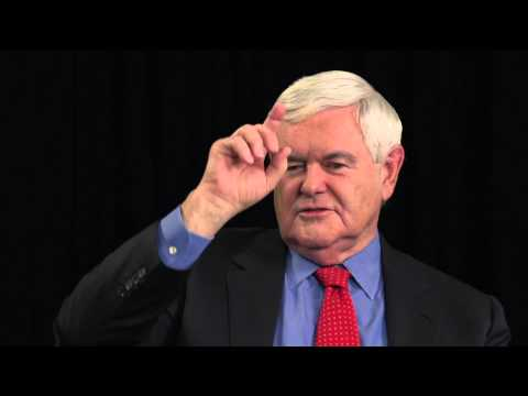 Newt Gingrich on the 1994 Republican Revolution and his Career in Politics