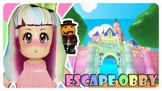 """Fail to escape from Disney Pixar XD"" | Roblox Escape Obby Indonesia"
