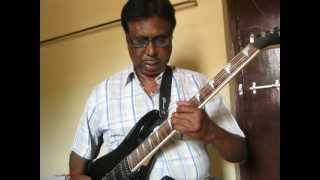 Modada olage from Payana (kannada) on Guitar by Vijayaraj