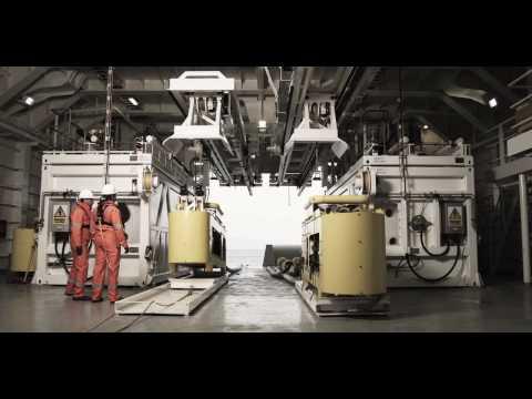 3D EM surveys on EMGS vessels