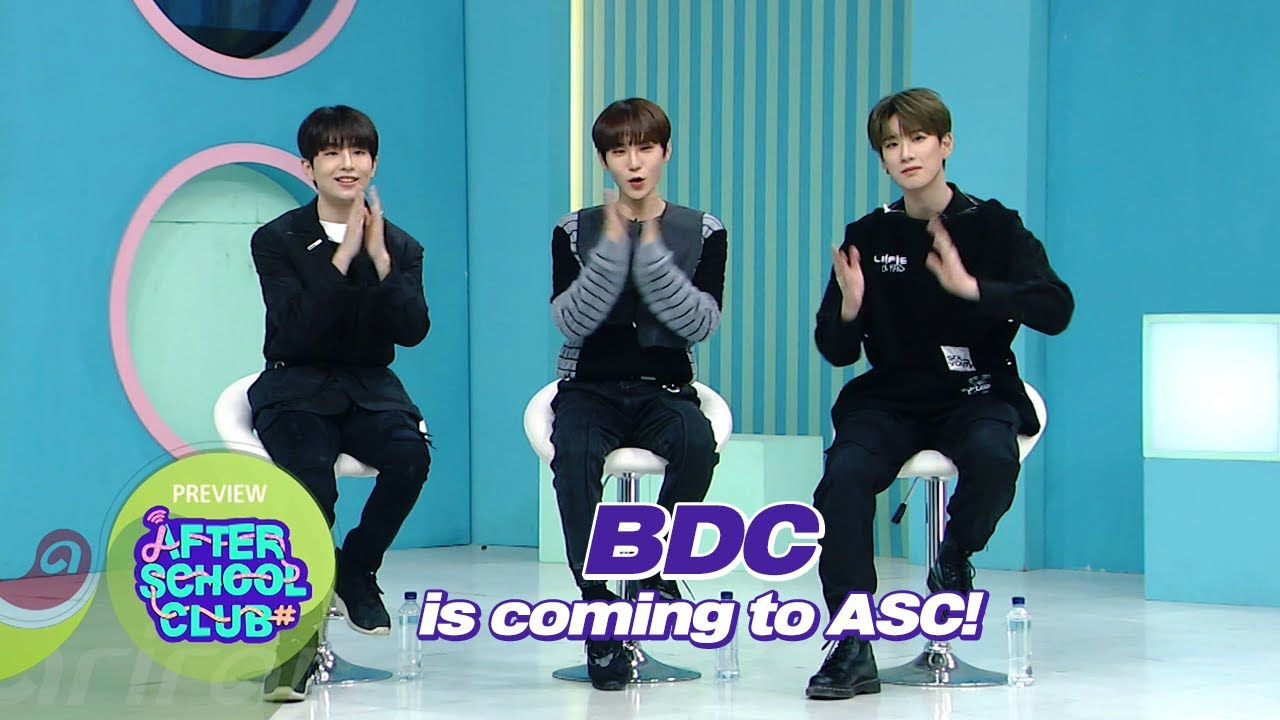 [After School Club] Ep.444 - BDC(비디씨) is back!!💙 Do you want to see their diverse sides?🌜 _ Preview