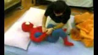 Spiderman ev hali :D