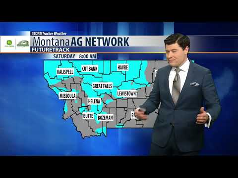 Montana Ag Network Weather: February 8th Mp3