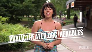How to Access Free Tickets to Public Works' HERCULES | The Public Theater