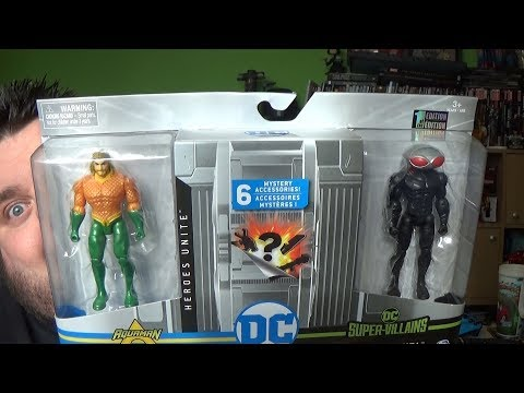 CYBORG DC Heros Unite Action Figure First edition Pack 2020
